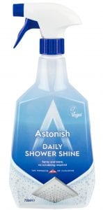 Astonish Daily Shower Shine