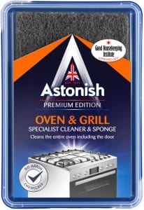 Astonish Oven & Grill Specialist Cleaner & SpongeAstonish Oven & Grill Specialist Cleaner & Sponge
